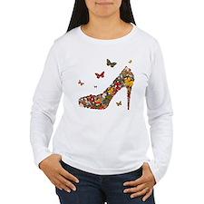Butterflies and Heels T-Shirt