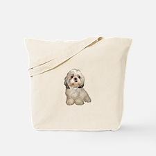 Shih Tzu (Y)-JTD Tote Bag
