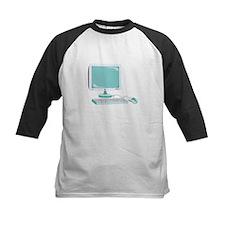 Monitor Keyboard Baseball Jersey