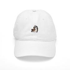 Shih Tzu (brn-crm2)-JTD Baseball Cap