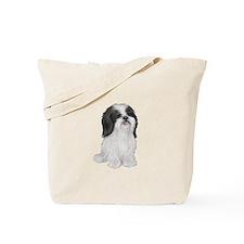Shih Tzu (BW2)-JTD Tote Bag