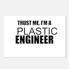 Trust Me, Im A Plastics Engineer Postcards (Packag