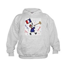 France Holiday Hoody