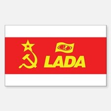 USSR-Lada Long Decal