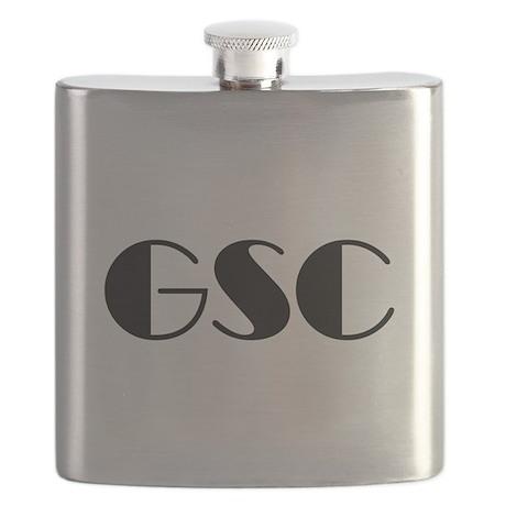 GSC Logo Flask
