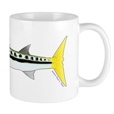 Yellowtail Barracuda c Mugs