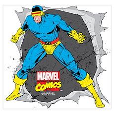 Cyclops X-Men Wall Art Poster
