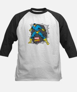 Cyclops X-Men Kids Baseball Jersey