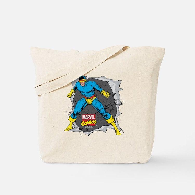 Cyclops X-Men Tote Bag