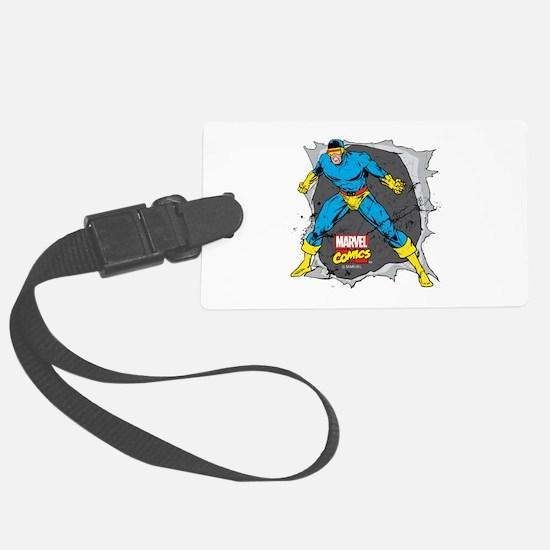 Cyclops X-Men Luggage Tag