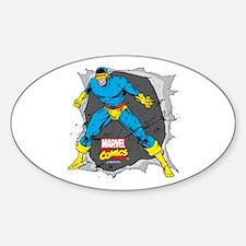 Cyclops X-Men Decal
