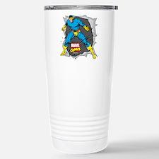 Cyclops X-Men Stainless Steel Travel Mug