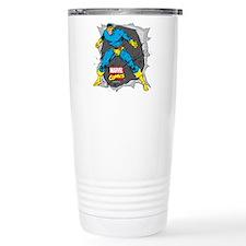 Cyclops X-Men Travel Mug