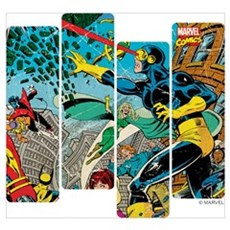 Cyclops Comic Panel Wall Art Poster