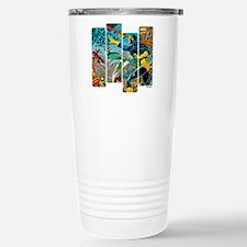 Cyclops Comic Panel Stainless Steel Travel Mug