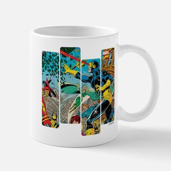 Cyclops Comic Panel Mug