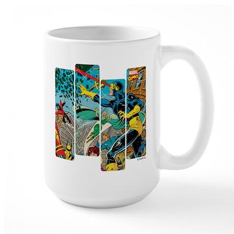 Cyclops Comic Panel Large Mug