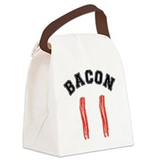 Bacon Jersey Canvas Lunch Bag