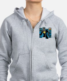 Havok Comic Panel Zip Hoodie