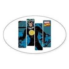 Havok Comic Panel Decal