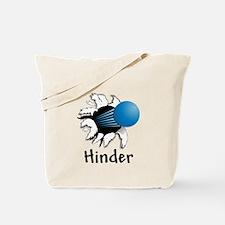 Hinder Tote Bag
