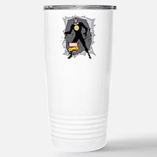 Havok X-Men Stainless Steel Travel Mug