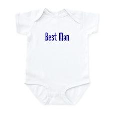 Best Man Infant Bodysuit