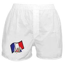 France Bastille Day Boxer Shorts
