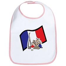 France Bastille Day Bib