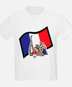 France Bastille Day T-Shirt