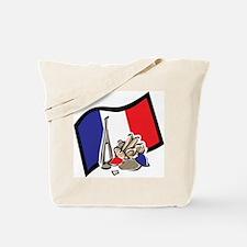 France Bastille Day Tote Bag