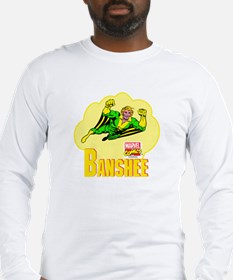 Banshee X-men Long Sleeve T-Shirt