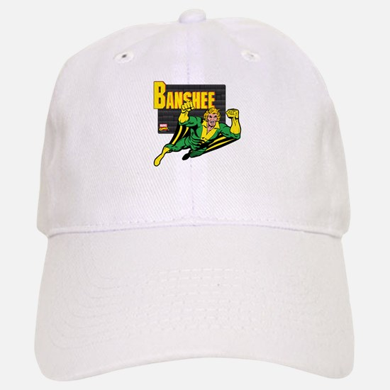 Banshee X-men Cap