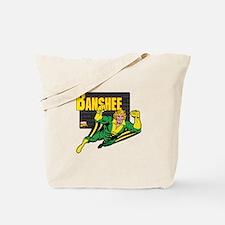 Banshee X-men Tote Bag