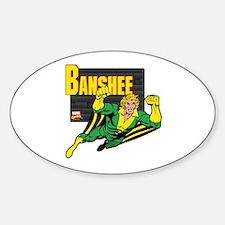Banshee X-men Decal
