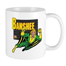 Banshee X-men Mug