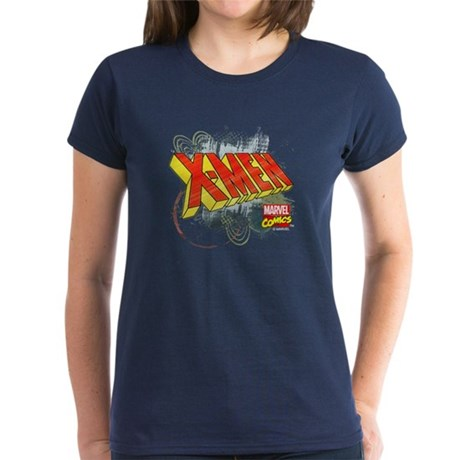 Classic X-Men Women's Dark T-Shirt