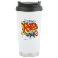 Classic X-Men Travel Mug
