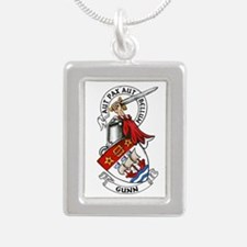 Gunn Arms And Crest Necklaces