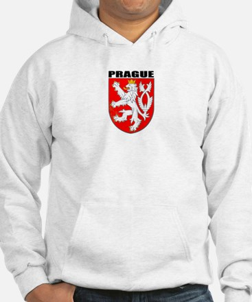 Prague, Czech Republic Hoodie