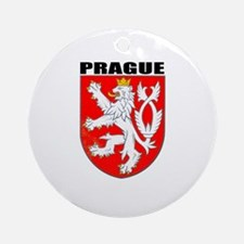 Prague, Czech Republic Ornament (Round)