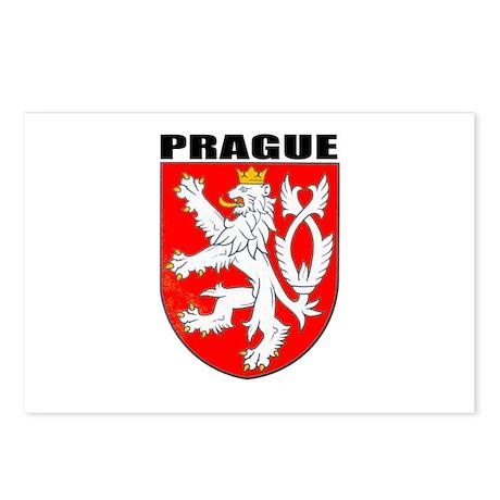 Prague, Czech Republic Postcards (Package of 8)