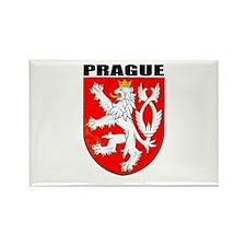 Prague, Czech Republic Rectangle Magnet