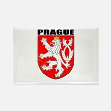 Prague, Czech Republic Rectangle Magnet