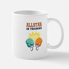 Allstar In Training Mugs
