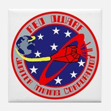 Jupiter Mining Corporation Tile Coaster