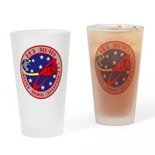 Jupiter Mining Corporation Drinking Glass