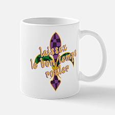 Mardi Gras Bon Temps Rouler Mug