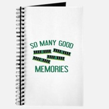 So Many Good Memories Journal