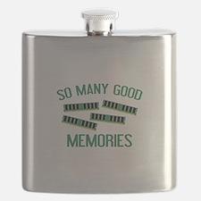 So Many Good Memories Flask